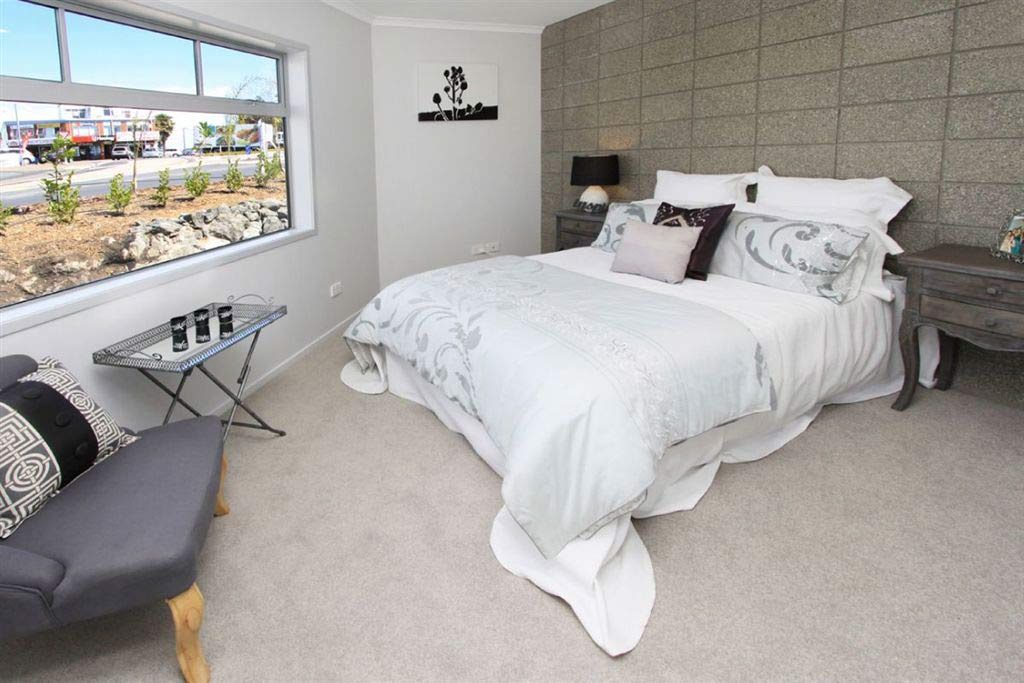 block-honed-bedroom-wall