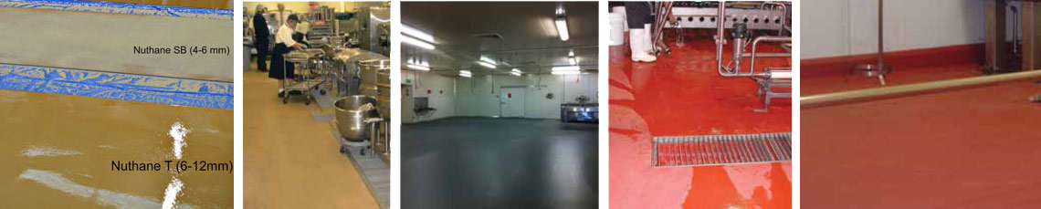 nuthane industrial grade floor topping systems