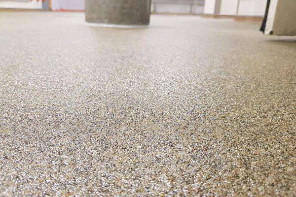 EC Flooring Chemical Resistant Floor Coatings